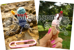 Minik Örgü Amigurumi Modelleri