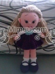Amigurumi Doll Yapılışı 1