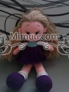 Amigurumi Doll Yapılışı
