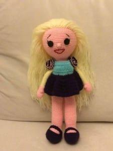 Doll - Amigurumi Tarifi