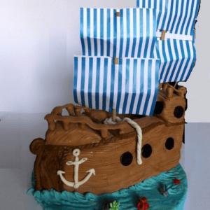 Korsan Gemisi Pasta Nasıl Yapılır ?