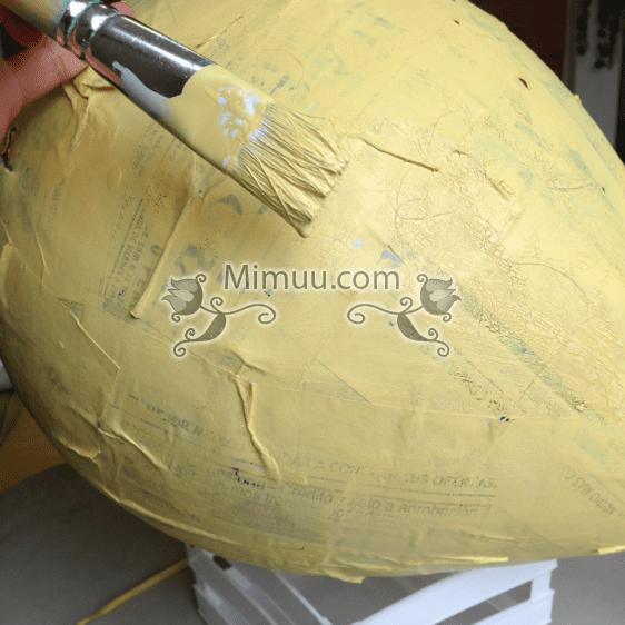 Renkli Uçan Balon Nasıl Yapılır Mimuucom