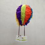 Renkli Uçan Balon Nasıl Yapılır?