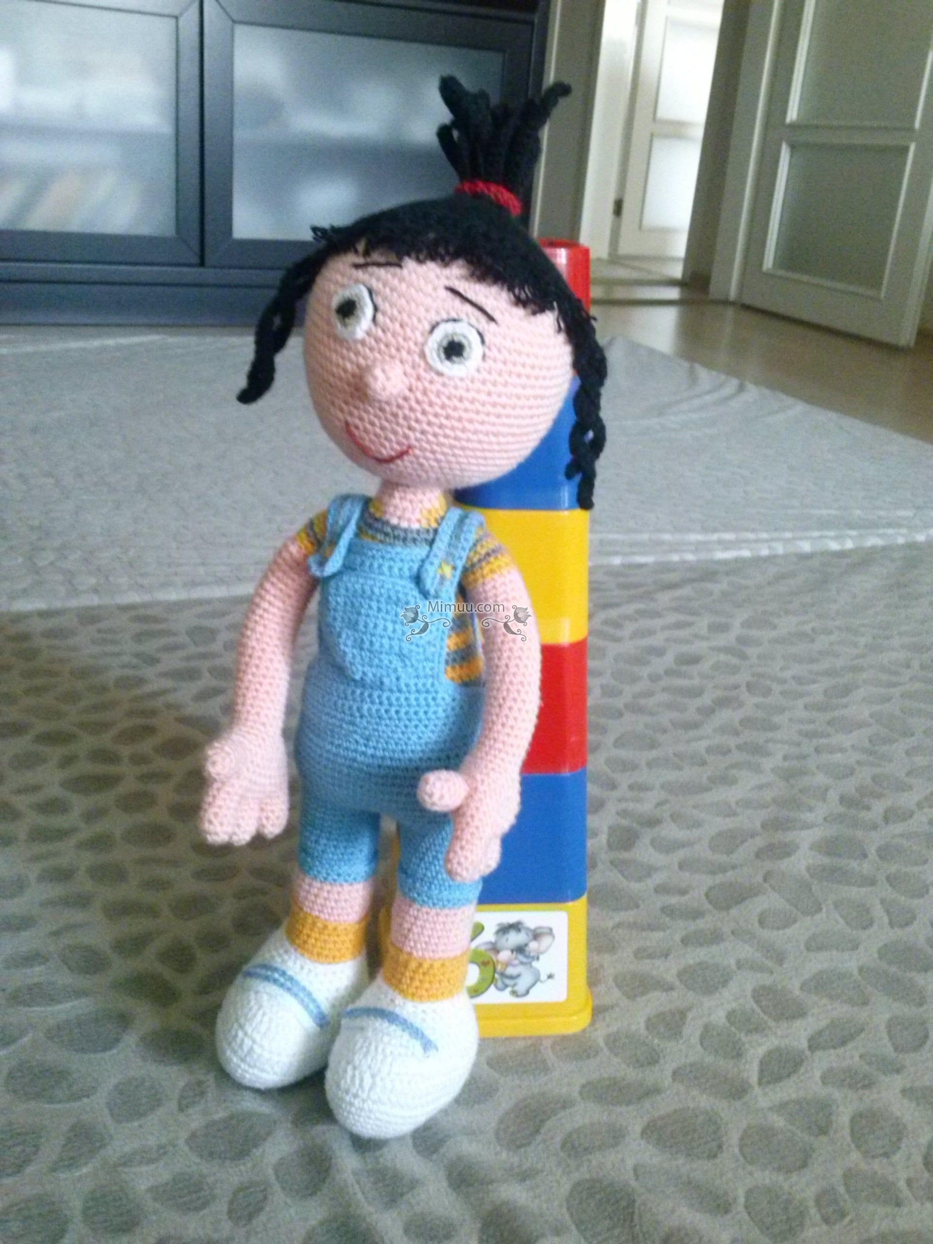 Amigurumi Pıtırcık Bebek Yapılışı-Amigurumi Pıtırcık Doll Free ... | 2560x1920