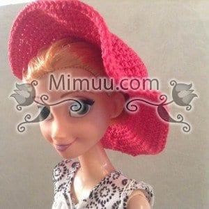 Bebekler için Amigurumi Şapka Yapımı