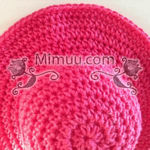 Amigurumi Bebekler İçin Şapka Yapılışı 2