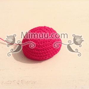 Amigurumi Bebekler İçin Şapka Yapılışı 6
