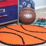 Basketbol Topu Şeklinde Paspas Açıklaması 5
