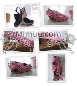 DIY Ayakkabı Yenileme 4