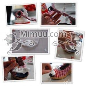 DIY Ayakkabı Yenileme 6