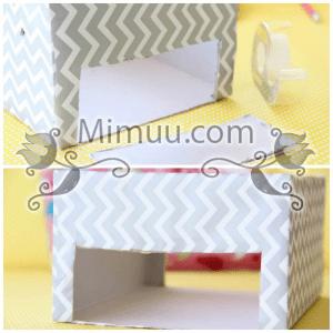DIY Mini Langırt Masası 12