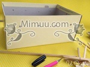 DIY Mini Langırt Masası 2