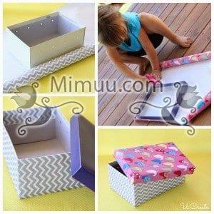 DIY Mini Langırt Masası 6