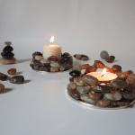 Doğal Taşlardan Mumluk Yapılışı 15