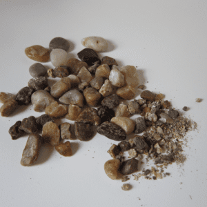 Doğal Taşlardan Mumluk Yapılışı 20
