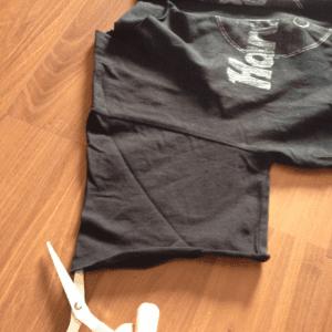 Eski T-Shirt Yenileme 14