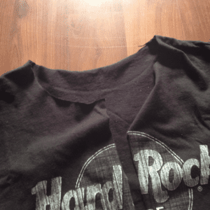 Eski T-Shirt Yenileme 20