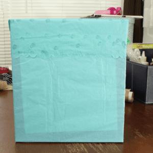 Karton Kutudan Kale Yapılışı 11