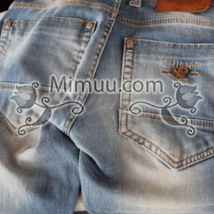 Kolay Jeans Cep Yaması Yapılışı 3