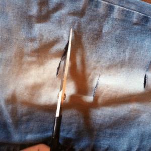 Modaya Uygun Kot Yapılışı 1