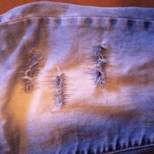 Modaya Uygun Kot Yapılışı
