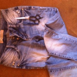 Modaya Uygun Kot Yapılışı 6