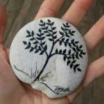 Taş Boyama Örnekleri 12