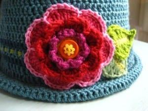 Üç Katlı Çiçek Yapılışı 15