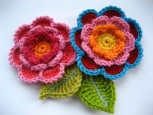 Üç Katlı Çiçek Yapılışı 42