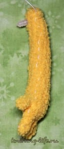 Amigurumi Arı Maya Free Pattern