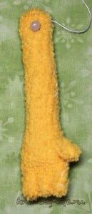 Amigurumi Arı Maya Free Pattern 1