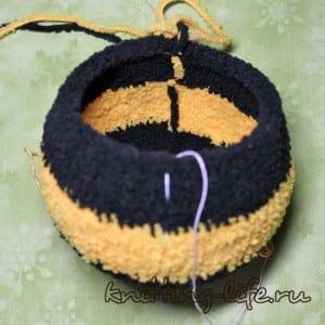 Amigurumi Arı Maya Free Pattern 8