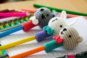 Amigurumi Kalem Süsü Yapılışı 14