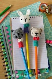 Amigurumi Kalem Süsü Yapılışı