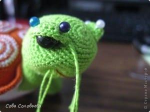 Amigurumi Kaplumbağa Yapılışı 31