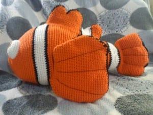 Amigurumi Kayıp Balık Nemo Açıklamalı Modeli 2