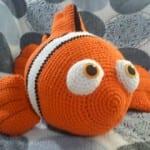 Amigurumi Kayıp Balık Nemo Açıklamalı Modeli 3