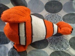 Amigurumi Kayıp Balık Nemo Açıklamalı Modeli 4