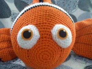 Amigurumi Kayıp Balık Nemo Açıklamalı Modeli 5