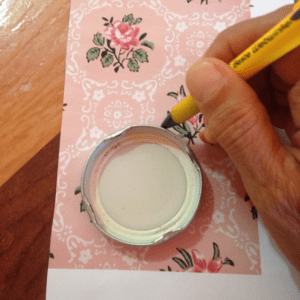 Cam Kavanoz Süsleme Nasıl Yapılır ? 9