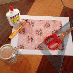 Cam Kavanoz Süsleme Nasıl Yapılır ? 13