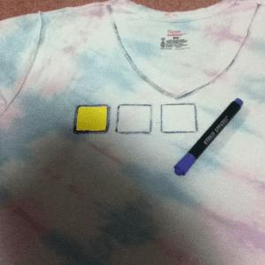 Cool Kesim T-shirt Yapılışı 1