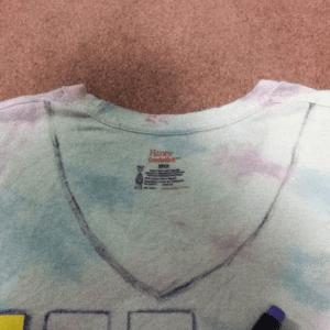 Cool Kesim T-shirt Yapılışı