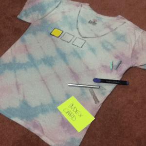 Cool Kesim T-shirt Yapılışı 7