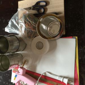DIY Konserve Kutusu Değerlendirme 14