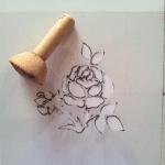 DIY Stencil Şablon Yapılışı 4