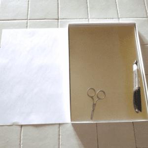 DIY Stencil Şablon Yapılışı 6