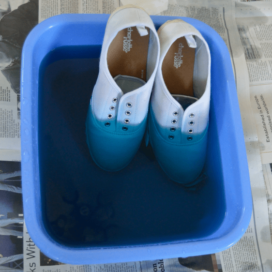 Ayakkabı Tabanı Boyama