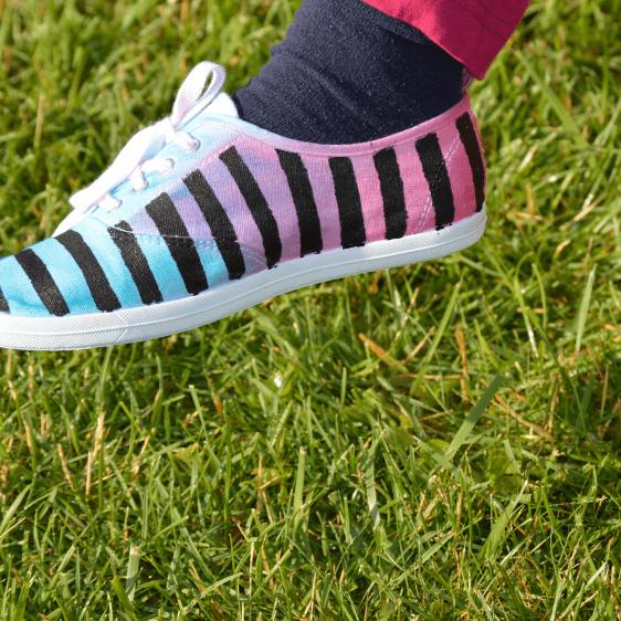 Bez Ayakkabı Nasıl Boyanır Mimuucom