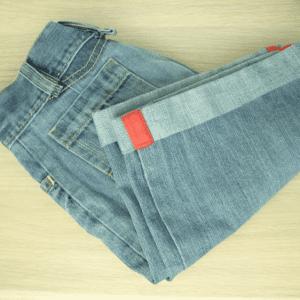 Eski Kot Pantolon ile Şort Yapılışı